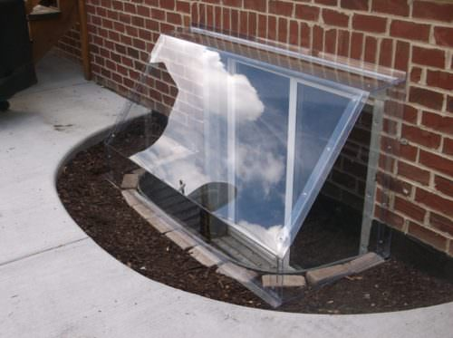 Atrium Window Well Covers 1