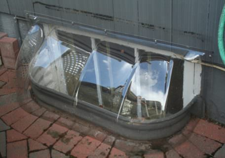 basement window well covers. Bubble Window Well Covers Basement Experts