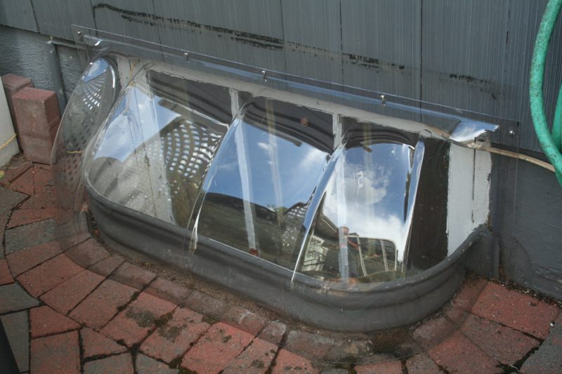 Bubble Window Well Covers Includes Lifetime Warranty