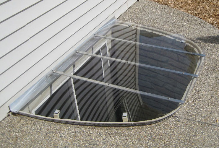 Sloped Window Well Covers - our best seller!