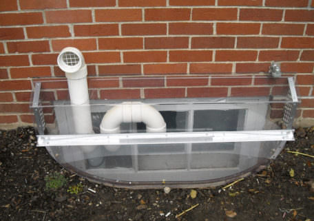 Window Well Cover Hinges Prop Open Your Cover Easily