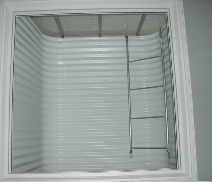 White Window Wells By Window Well Experts