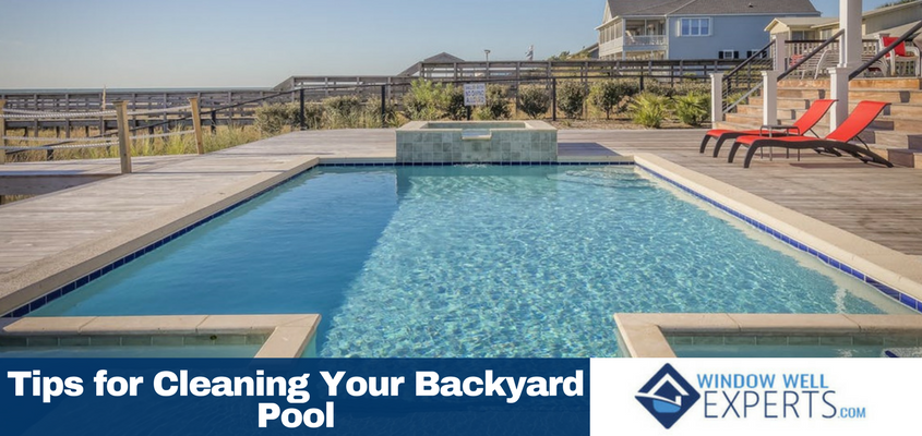 What You Need to Clean Your Backyard Pool