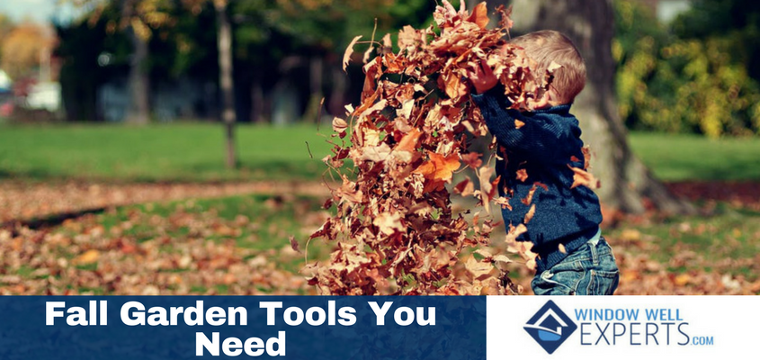 Seven Gardening and Home Tools You Will Need for Fall