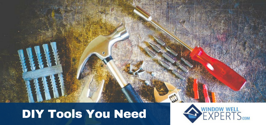 The 10 Basic Tools You Need to be a DIYer