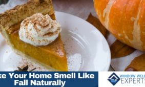 Make Your Home Smell Like Fall Naturally