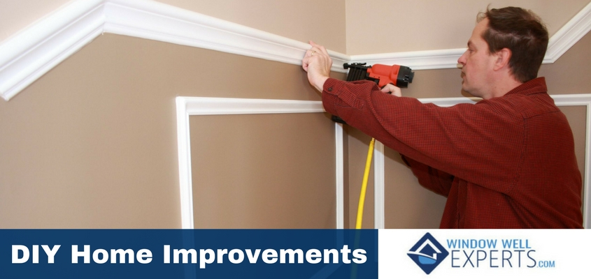 Easy DIY Home Improvements to do Around the House