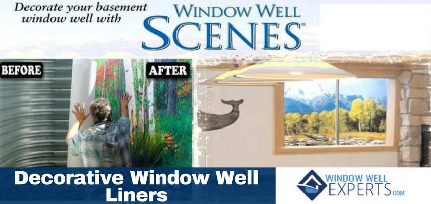 Add Life to a Boring Basement with Window Well Liners