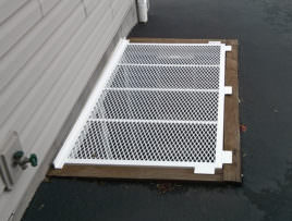 basement window well covers. Kevin M. White Aluminum Window Well Grate Basement Covers O