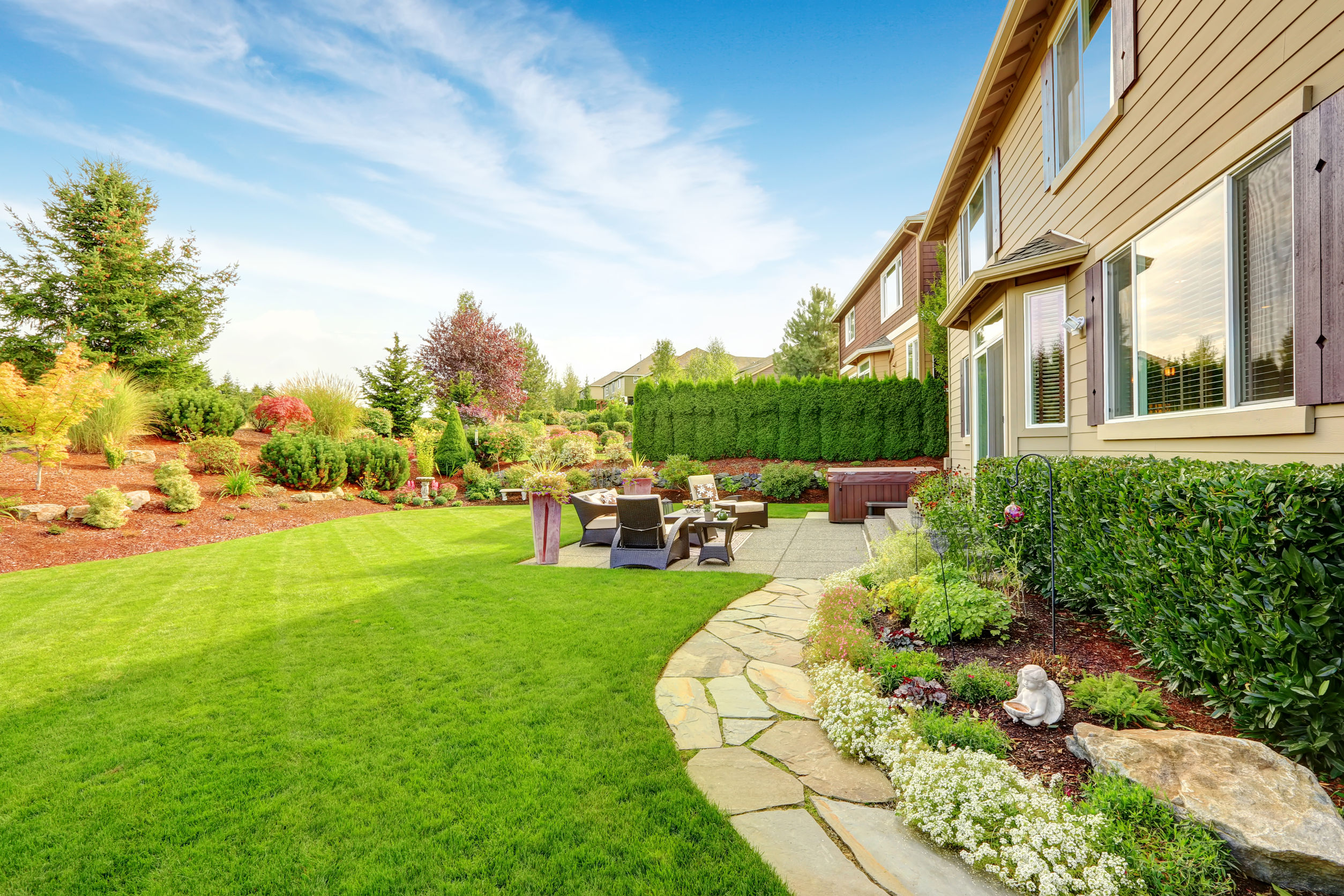 how to make your yard kid and pet friendly window well experts