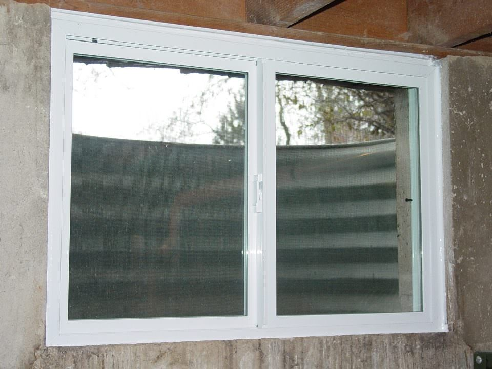 Choose The Perfect Window For Your Basement Window Well Experts - Replacing a basement window