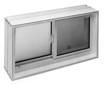 Basement Slider Windows