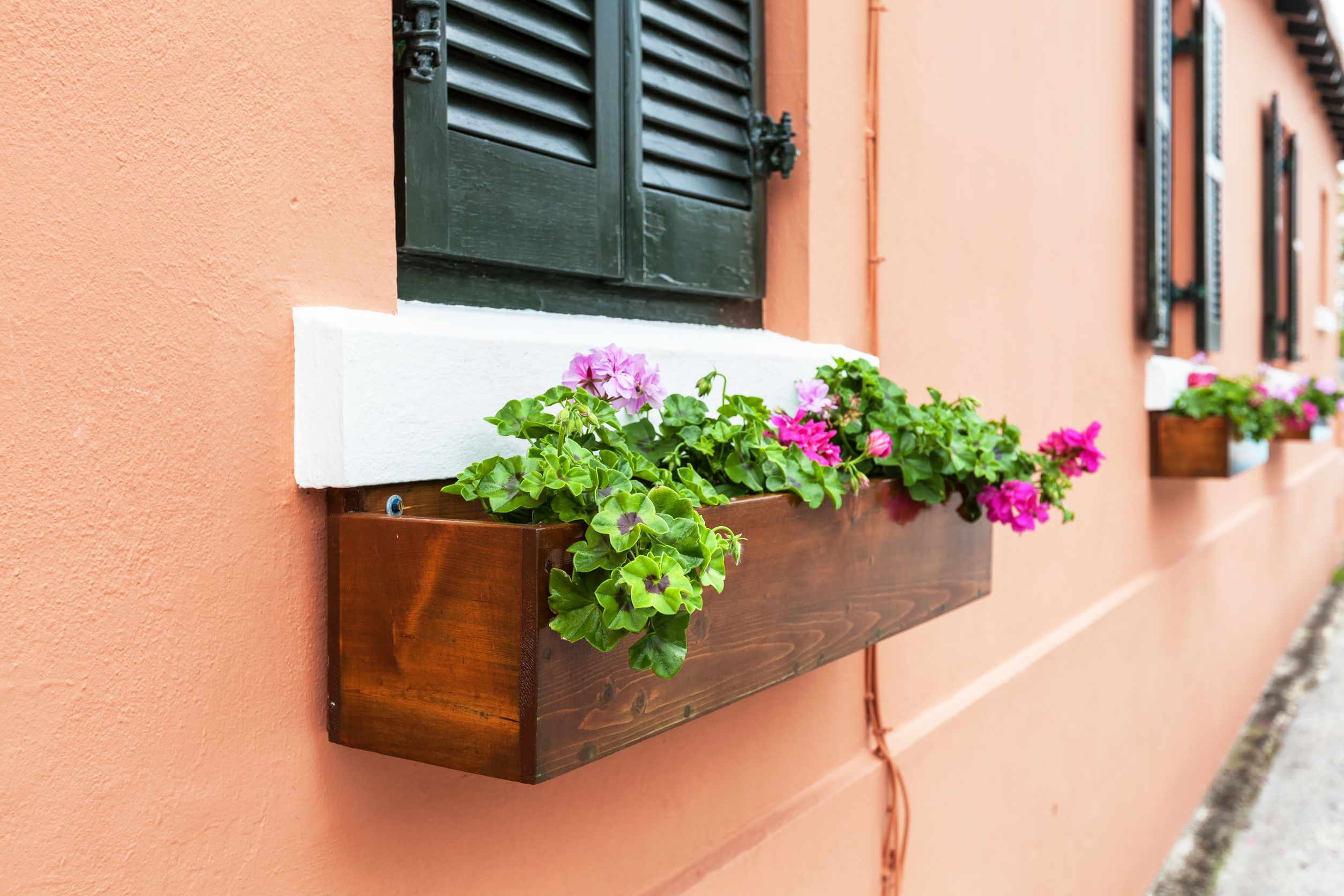window well boxes