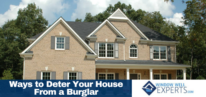 Ways to Deter Your House From a Burglar