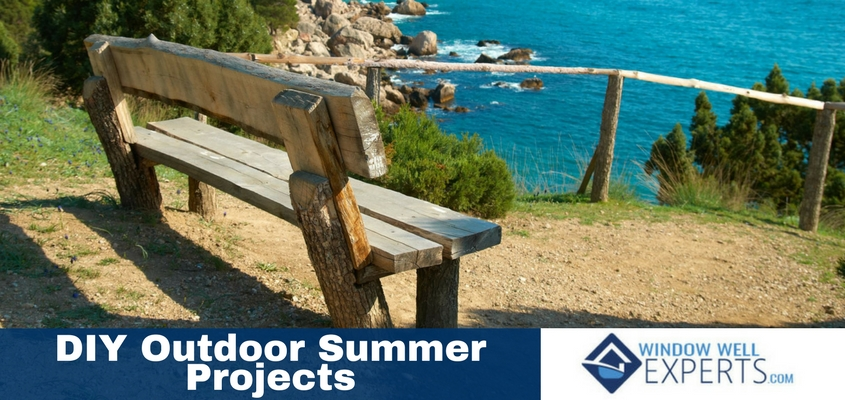 4 DIY Outdoor Projects To Do This Summer