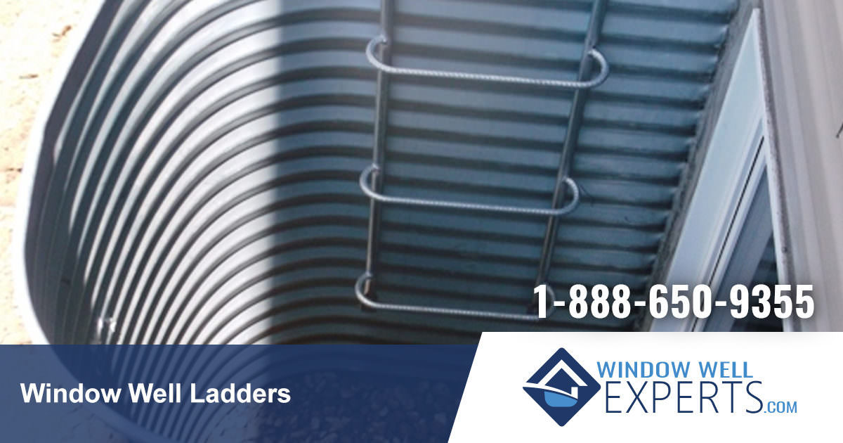 Egress Ladders For Window Wells