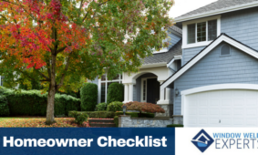 Fall Homeowner Checklist