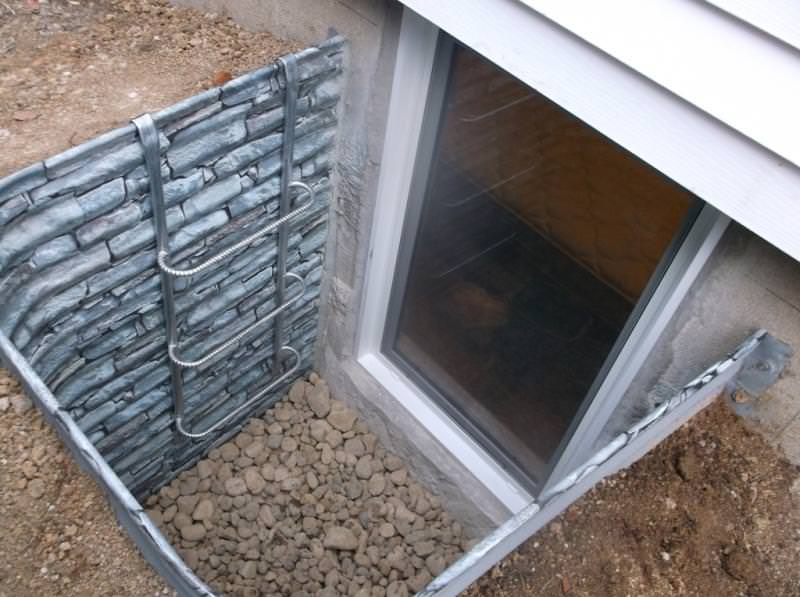 egress window cover plans well requirements rock wells washington state