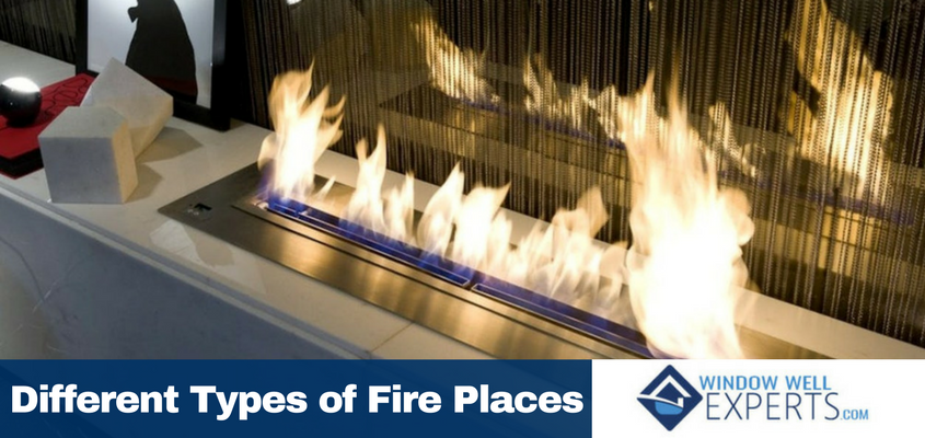Different Types of Fire Places