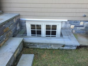 Window well covers in Milwaukee, WI