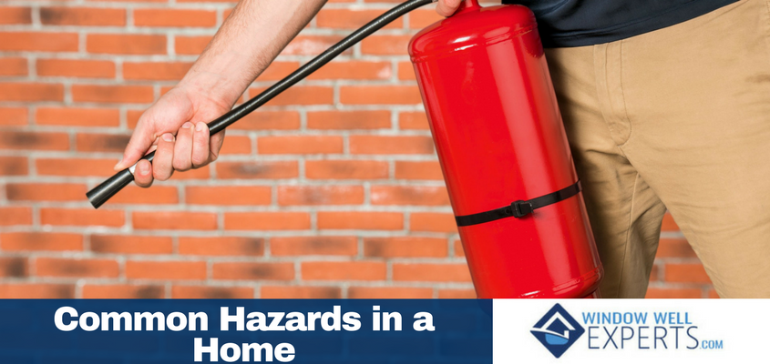 5 Common Hazards in a Household