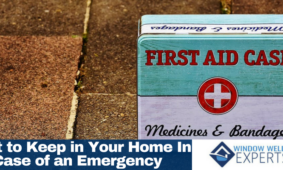 Home Emergency Kit In case of a Disaster