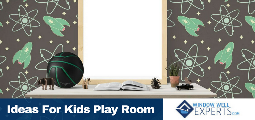 Awesome Ideas for a Kids Play Room