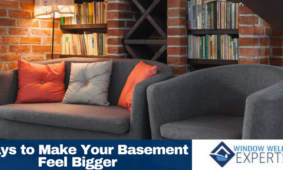 5 Ways to Make Your Basement Feel Bigger