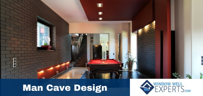 5 Steps to Designing the Perfect Man Cave