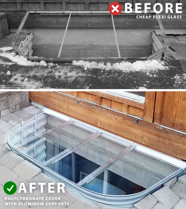 before-after window well cover