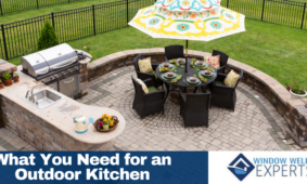 What You Need in an Outdoor Kitchen