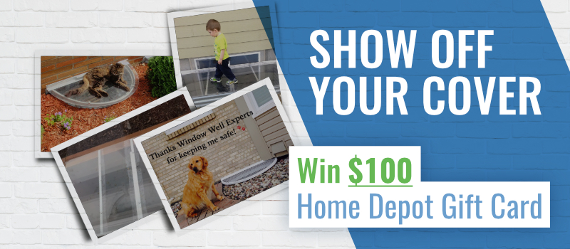 win $100 with Window Well Experts - giveaway