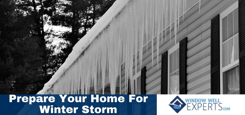 How to Prepare Your Home for a Winter Storm