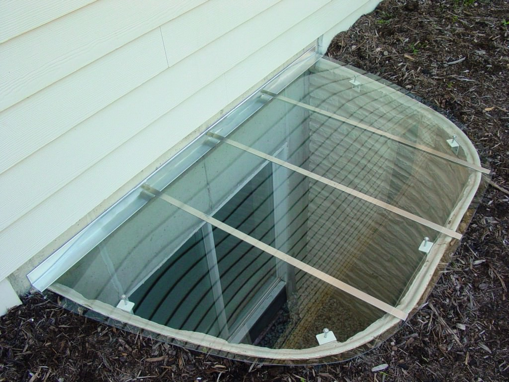 Image Result For Homemade Egress Window Well Covers