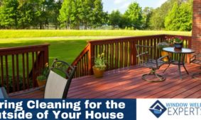 Spring Cleaning for the Outside of your House
