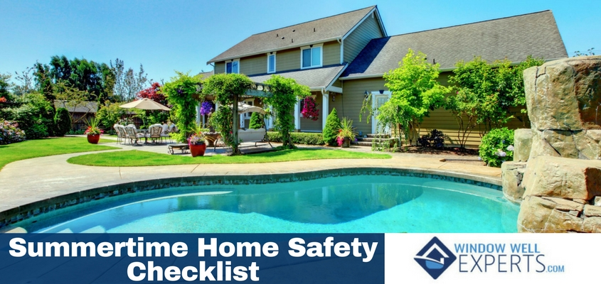 The Ultimate Summertime Home Safety Checklist