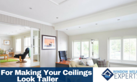Tips For Making Your Ceilings Appear Taller