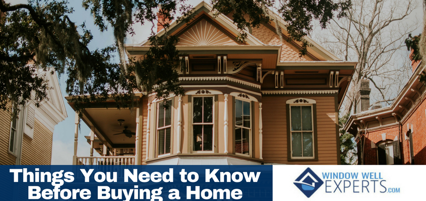 Things you need to know before buying a home window well for Home need things