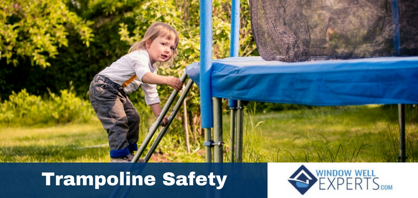 Tips and Accessories For Trampoline Safety